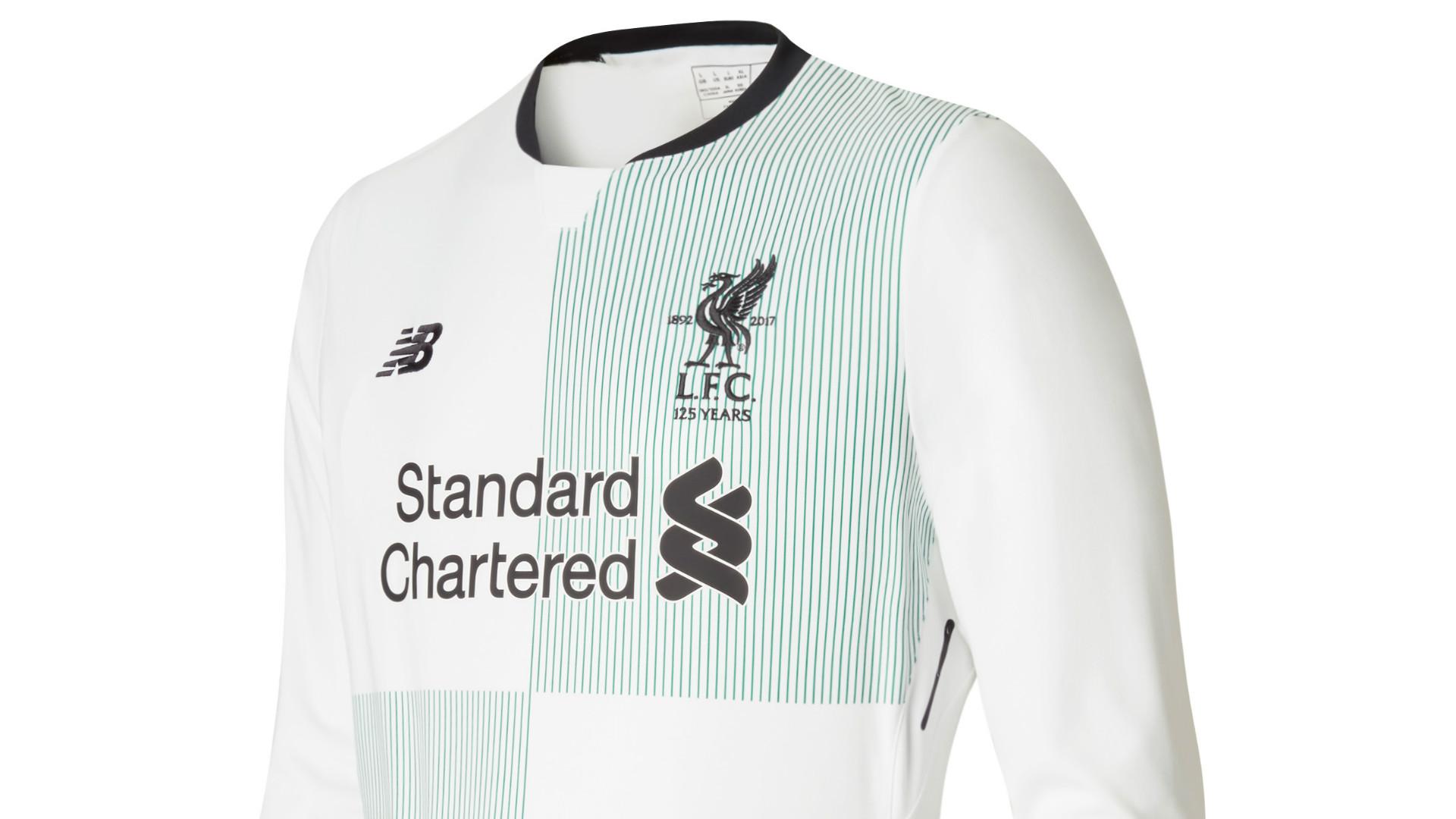 Liverpool Away Kit 2017-18