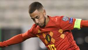 Eden Hazard Belgium 2019