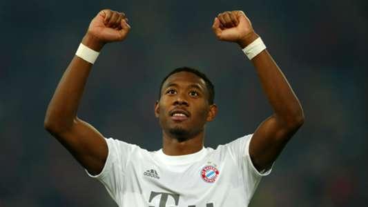 "FC Bayern München - Hasan Salihamidzic: Geben bei David Alaba ""Gas""   Goal.com"