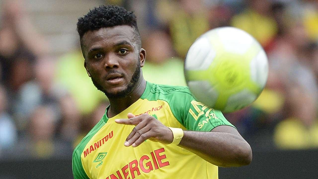 Chidozie Awaziem of FC Nantes