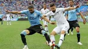 Olivier Giroud Uruguay France