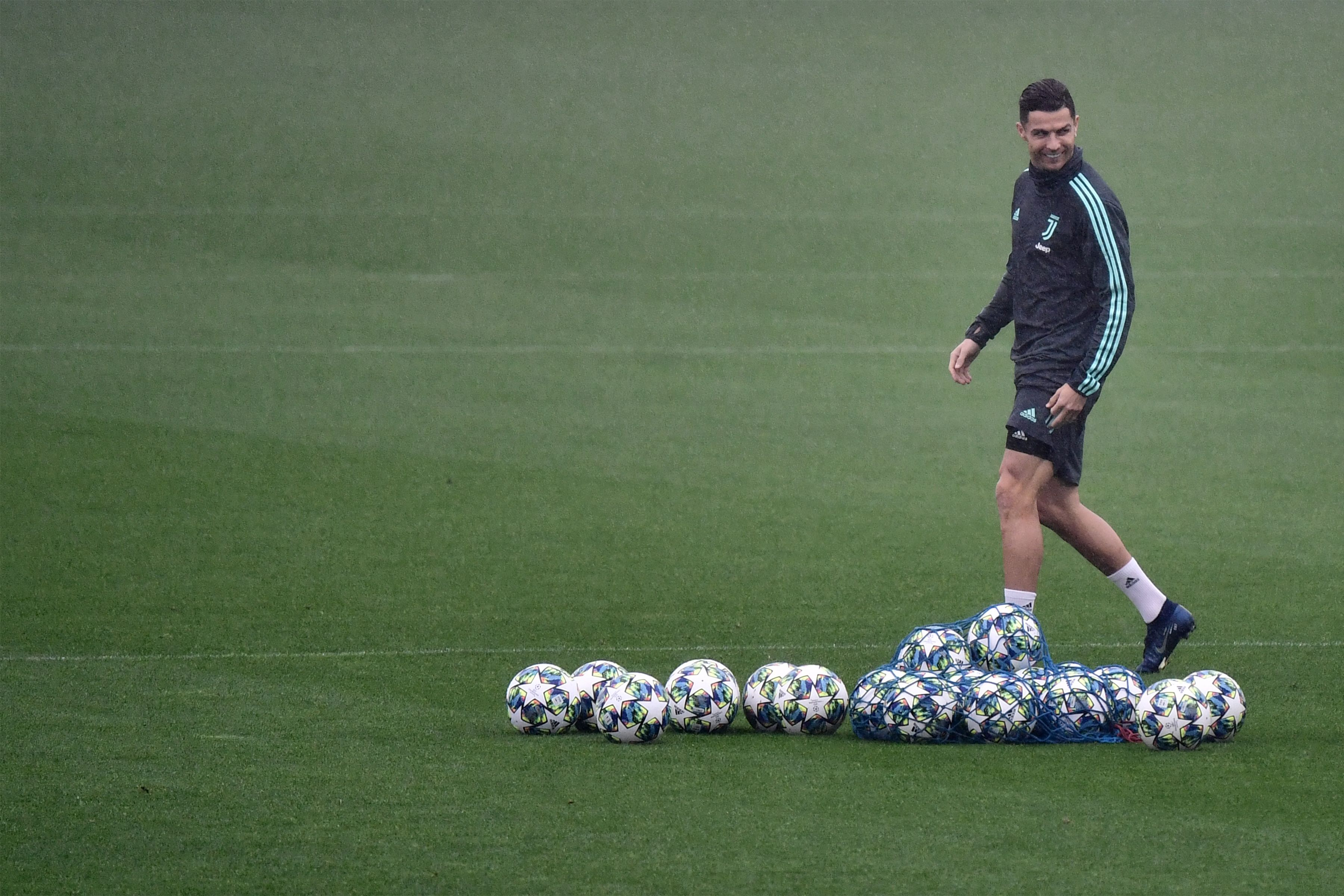 Renedy Singh - Indian footballers should learn from Cristiano Ronaldo