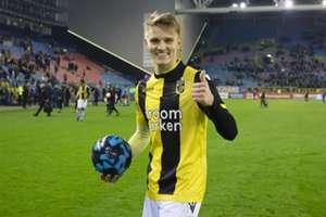 Martin Odegaard Vitesse 17/2/19