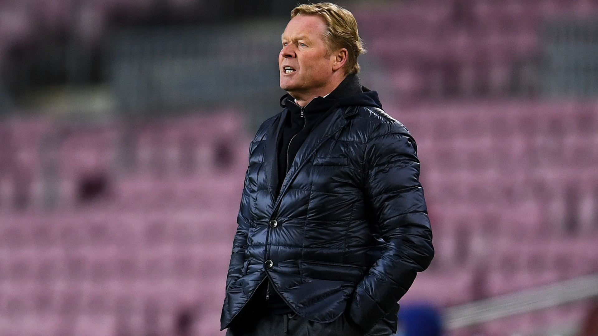 Koeman: There's no Messi but Barcelona are excited about this season