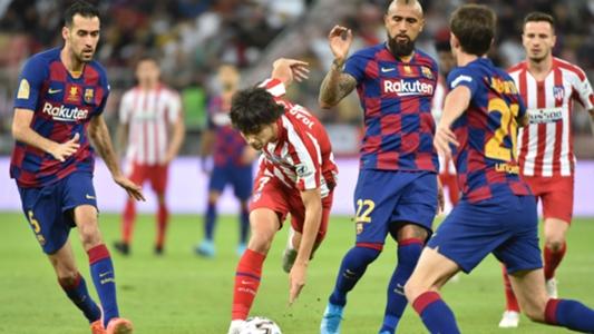 El resumen del Barcelona vs Atlético de Madrid, de la Supercopa de España: vídeo, goles y estadísticas | Goal.com