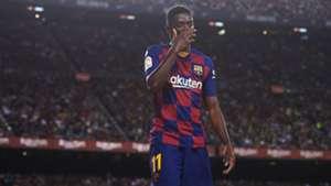 Ousmane Dembele Barcelona Sevilla LaLiga 06102019