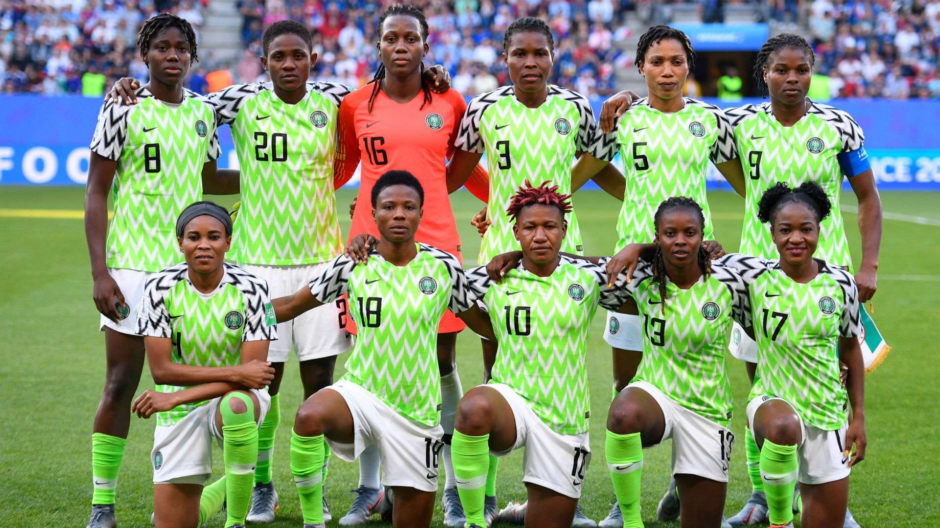 Nigeria, Equatorial Guinea and Zambia to compete in 2021 Turkish Women's Cup