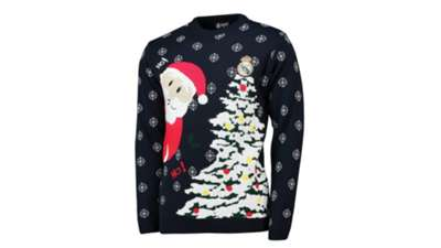 Real Madrid Christmas jumper