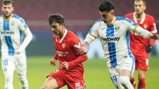 El resumen del Leganés vs. Sevilla de la Copa del Rey 2020-2021: vídeo, goles y estadísticas | Goal.com