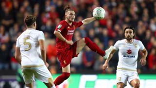 Harvey Elliott Liverpool 2019