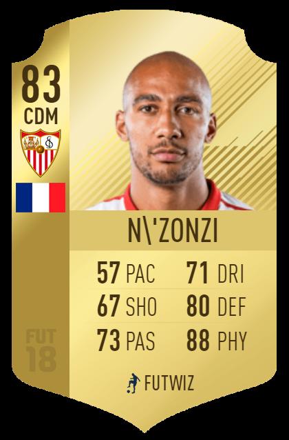Beste Mittelfeldspieler Fifa 18