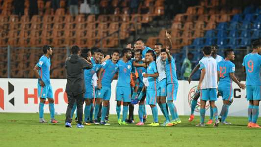 Could India's remaining 2022 World Cup qualifiers be played at a centralised venue? | Goal.com