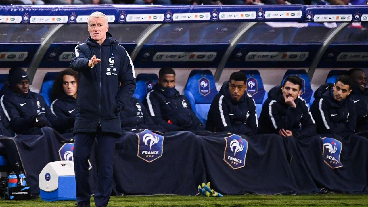 Didier Deschamps France 2019