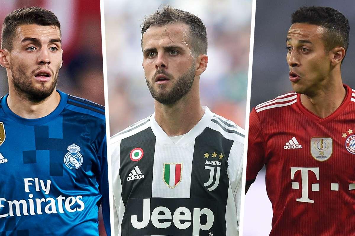 Manchester City Transfer News Moves For Miralem Pjanic