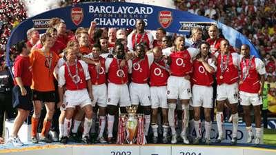 Arsenal 2004