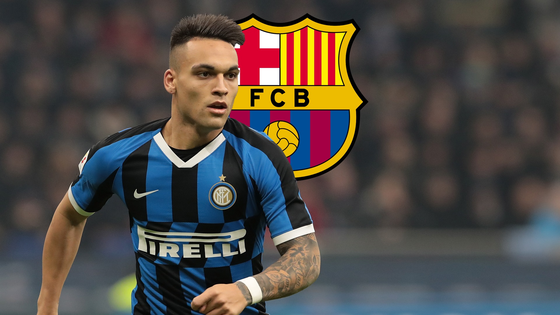 Inter's Marotta 'optimistic' Lautaro will not make Barcelona move