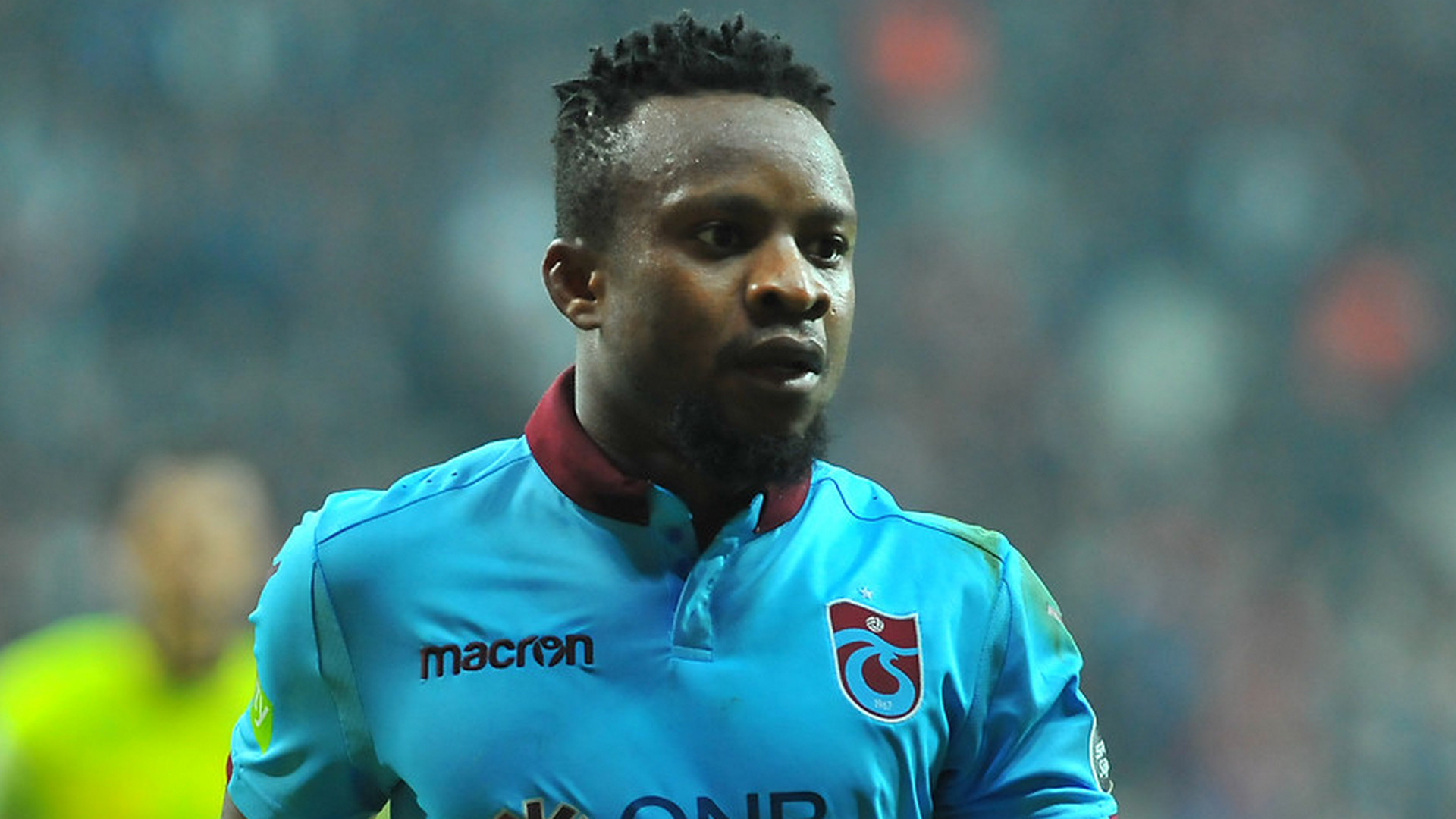 Onazi: Danish club SonderjyskE sign former Lazio midfielder