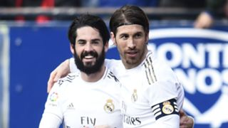 Isco Sergio Ramos Real Madrid 2019-20