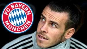 Gareth Bale Bayern Munich