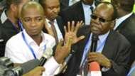 Sam Nyamweya vs Nick Mwendwa of FKF.