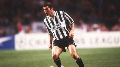 Zidane Juventus 1997