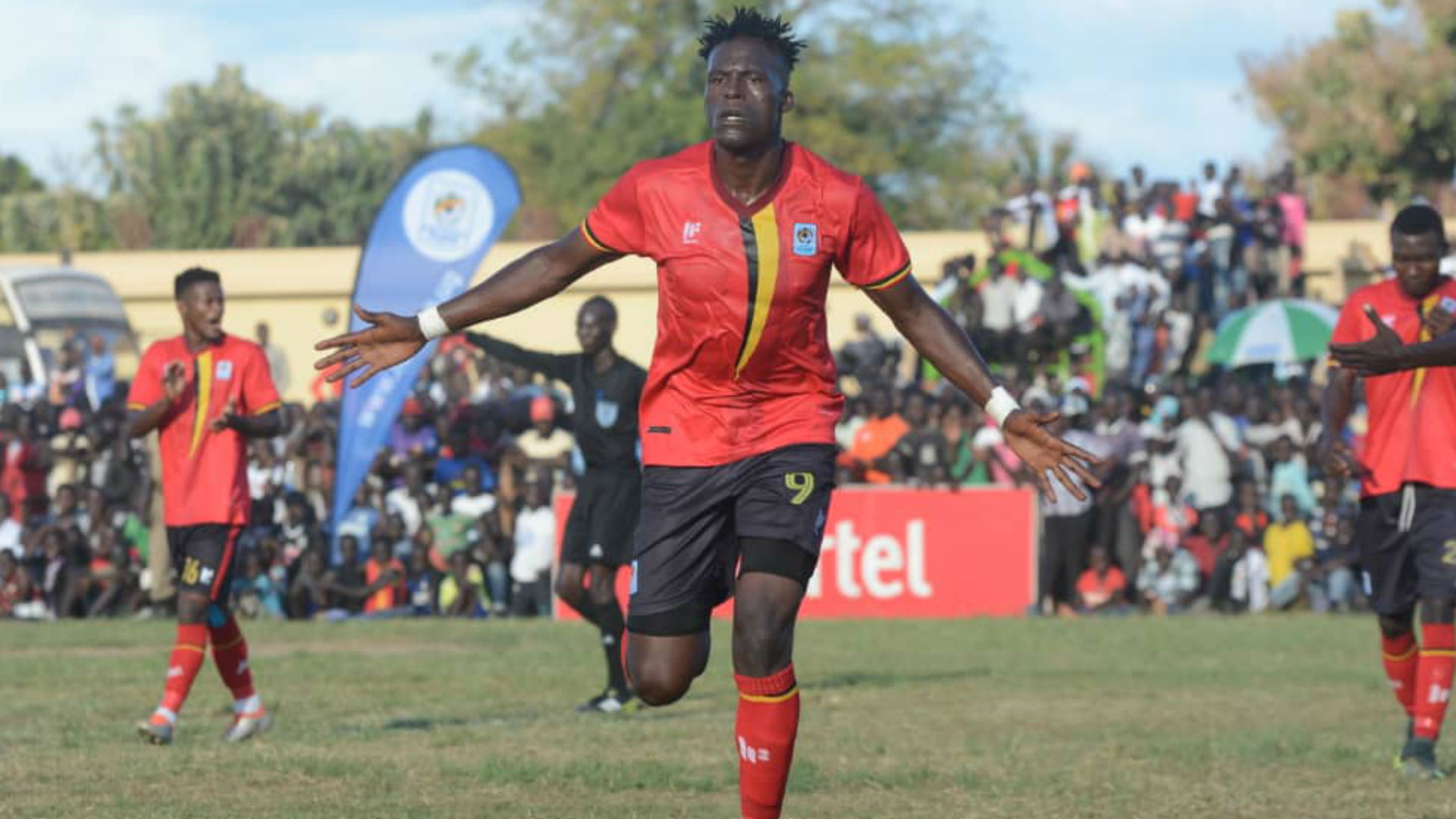 Bayo: Uganda striker's moving message to Vipers SC ahead of FC Ashdod move