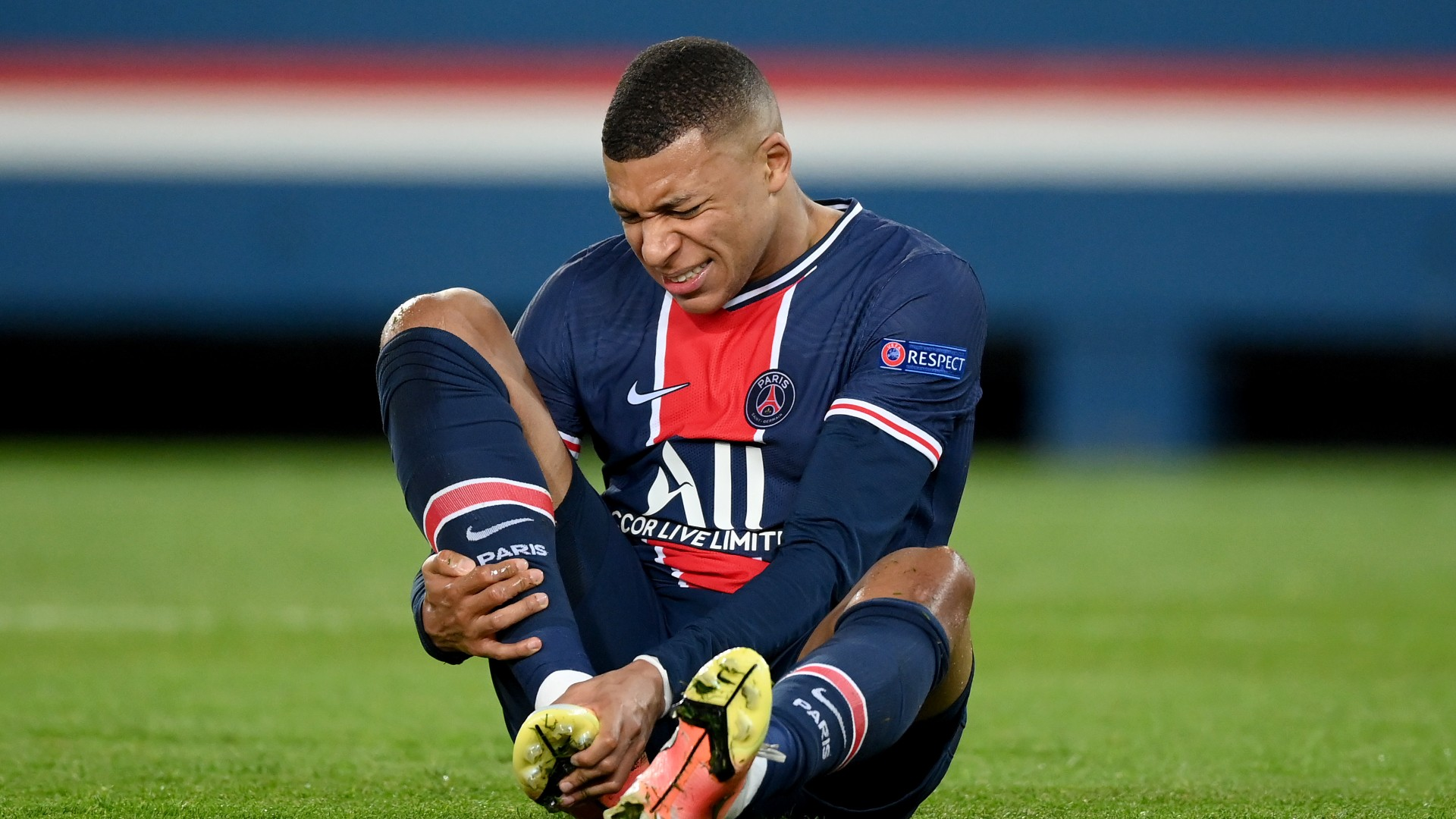 'We think he will be there' – Mbappe, Pochettino's optimistic PSG star, will be fit to face Manchester City
