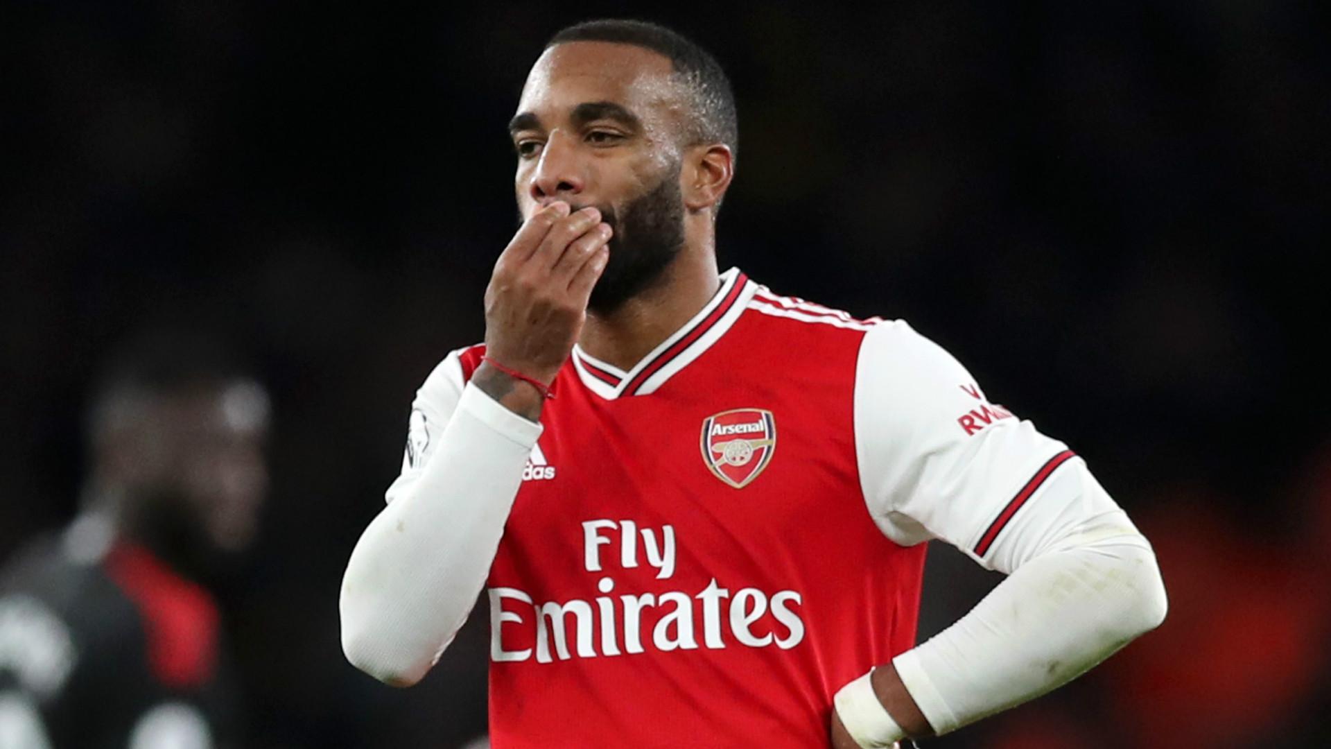 Alexandre Lacazette Arsenal 2019-20