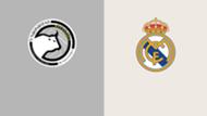 Unionistas-Real Madrid, Copa del Rey