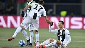 Mario Mandzukic Cristiano Ronaldo Young Boys Juventus Champions League