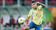 Juan Camilo Hernández Colombia Sub-20 Mundial Polonia