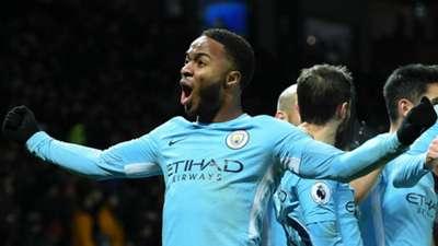 Raheem Sterling Manchester City