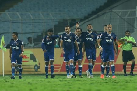Chennaiyin FC prove top-four credentials with a team performance in Kolkata   Goal.com