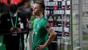180520 Werder Bremen Bayer Leverkusen Niklas Moisander