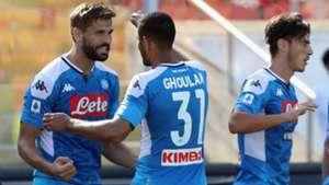 Fernando Llorente Lecce Napoli Serie A