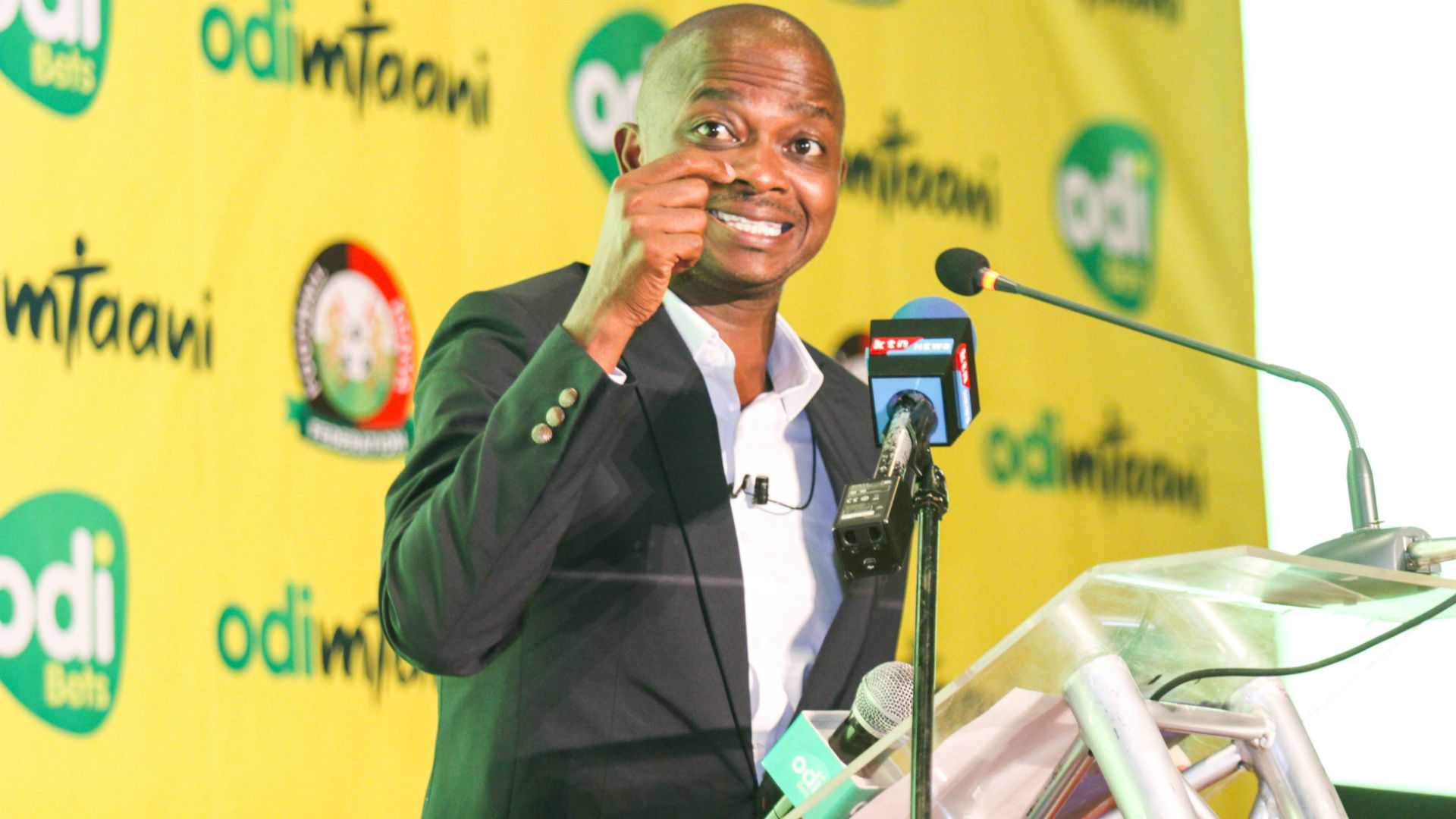 Amrouche: FKF ready for Fifa ban and will not be end of world – Mwendwa
