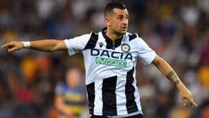 Ilija Nestorovski Udinese Serie A