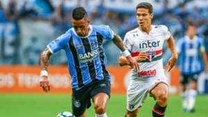 Hernanes Lucas Barrios Gremio Sao Paulo Brasileirao Serie A 15112017