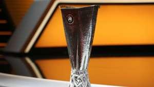 HD Europa League trophy