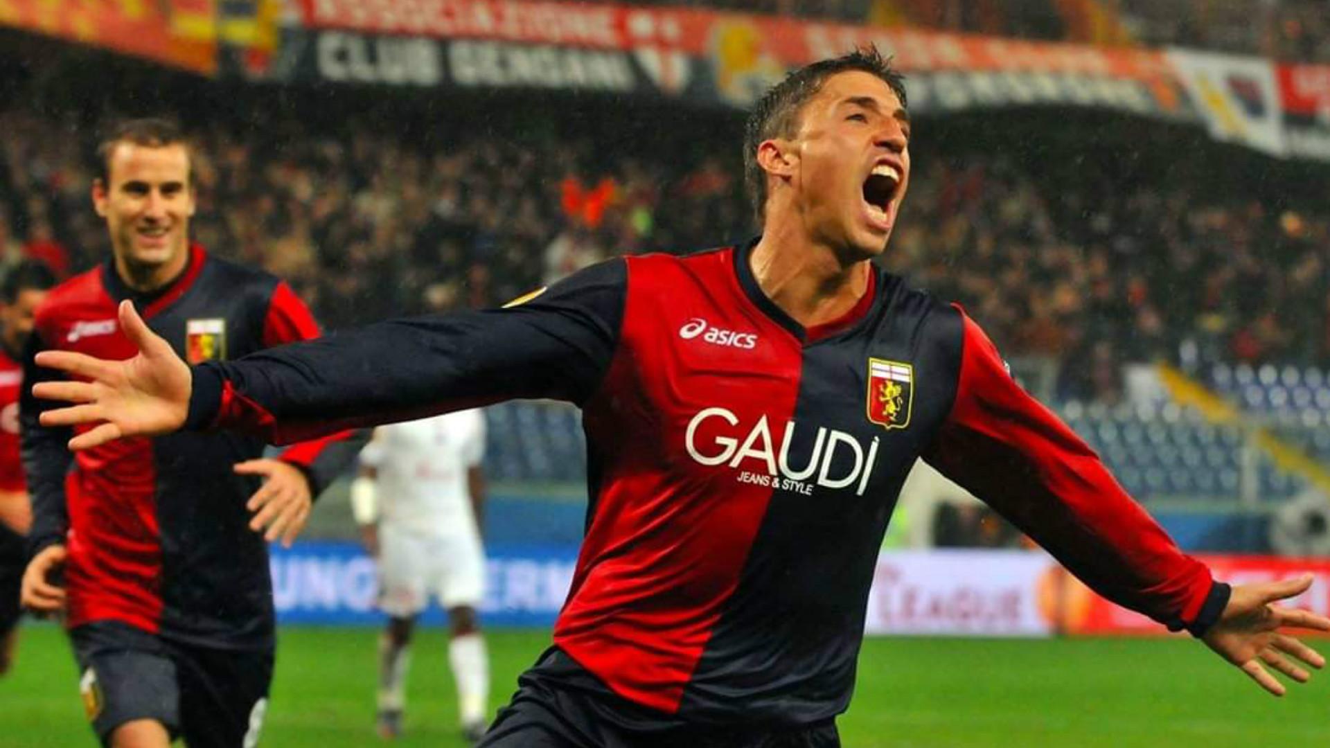 Crespo-Genoa 'in love': 6 mesi tra goal pesanti ed il sogno ...