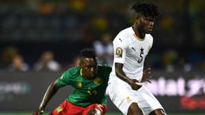 Partey leads Ghana quartet in the running for Caf-FIFPro Africa Best XI place