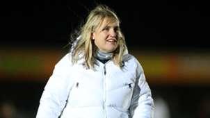 Emma Hayes Chelsea women's coach