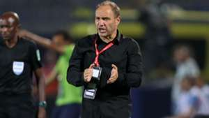 Sebastien Migne head coach of Kenya during the 2019 Africa Cup of Nations