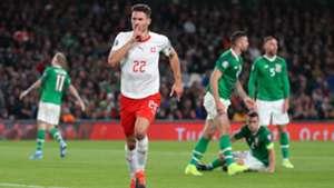 Schweiz gegen Irland: TV, LIVE-STREAM, Highlights, Aufstellungen, LIVE-TICKER und Co. - so wird die EM-Qualifikation übertragen