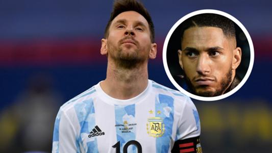 Tony Yoka massacre Lionel Messi   Goal.com