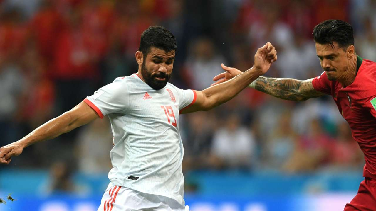 Diego Costa Spain Portugal World Cup