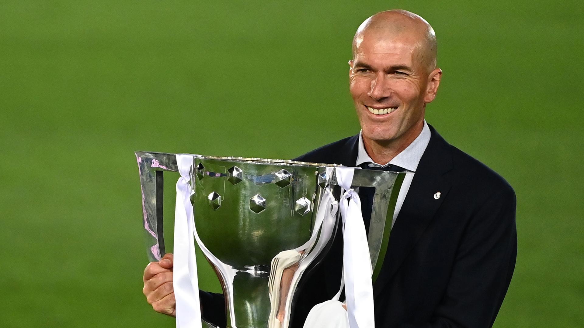 Real Madrid, Zidane se tourne désormais vers Manchester City