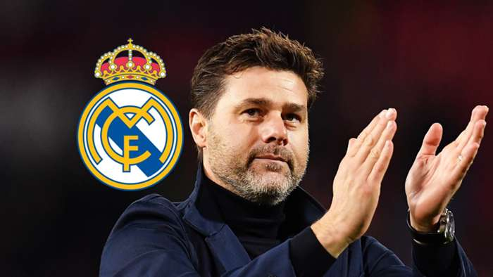 Mauricio Pochettino Real Madrid composite