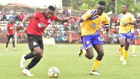 Kajoba: Vipers SC ready mentally and physically to face rivals KCCA FC