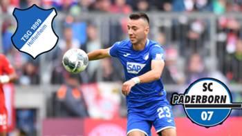 GFX Hoffenheim Paderborn 2019